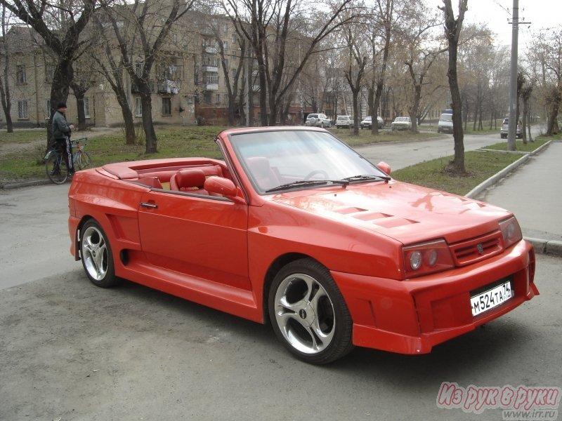 Тюнинг авто 2108